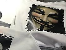 Tričká - Tričko Anonymus - 11484516_