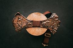 Doplnky - Motýlik ginko - 11484309_