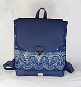 Batohy - Ondrej modrý + modrotlač 1 - 11482241_