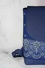 Batohy - Ondrej modrý + modrotlač 1 - 11482242_