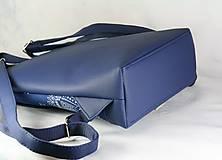 Batohy - Ondrej modrý + modrotlač 1 - 11482243_