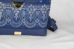 Batohy - Ondrej modrý + modrotlač 1 - 11482244_