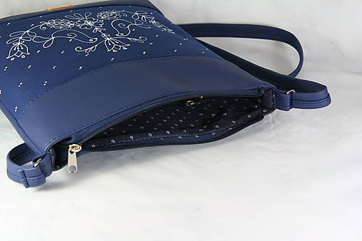 Dara XL modrá + modrotlač AM 1