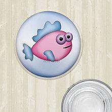 Pomôcky - Ryba podšálka - 11482734_