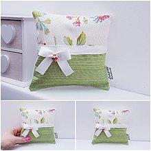 Úžitkový textil - mini vankúšik - 11486734_