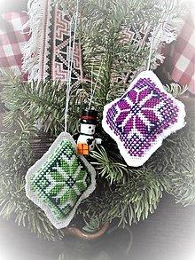 Dekorácie - Vianočné ozdoby - 11486458_