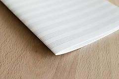 Papier - Notový papier v dvojhárkoch - 11486385_