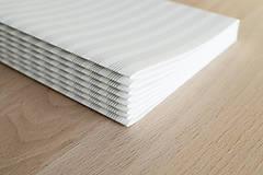 Papier - Notový papier v dvojhárkoch - 11486387_