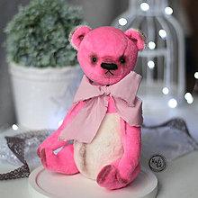 Hračky - Cukríkový medvedík - 11487678_