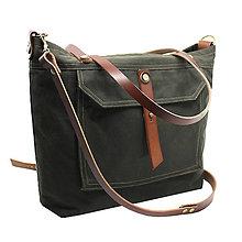 Veľké tašky - Unisex taška PLAY GREEN 3 - 11487386_