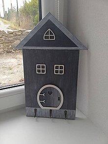 Nábytok - Domček na kľúče - 11487588_
