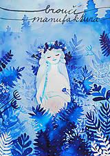 Obrázky - Mamka v zime - 11490007_