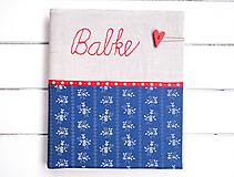 Papiernictvo - fotoalbum pre babku - 11489051_