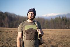 Tričká - Pánske tričko Gerlach/ 2 655 m.n.m. - 11488491_