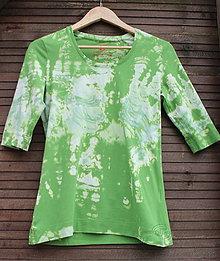 Tričká - pracovné triko_work shirt_lime - 11490703_