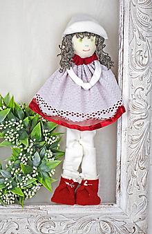 Bábiky - Bábika Karkulka - 11491017_
