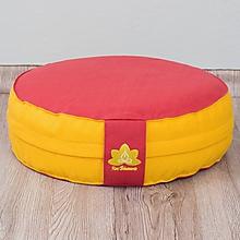 Úžitkový textil - Meditačný vankúš - Element oheň - 11490635_