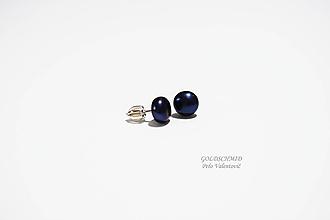 Náušnice - Perlové náušničky - 11492719_