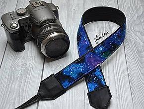 Iné doplnky - Popruh na fotoaparát - Galaxy - 11492742_