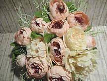Dekorácie - Romantický Flower box - 11493726_