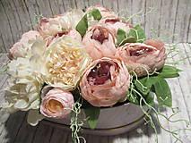 Dekorácie - Romantický Flower box - 11493739_
