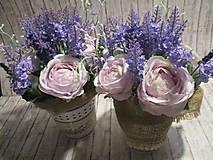Dekorácie - Levanduľová dekorácia - 11493823_