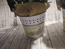 Dekorácie - Levanduľová dekorácia - 11493827_