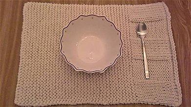 Úžitkový textil - Prestieranie - 100% bavlna - 11494744_
