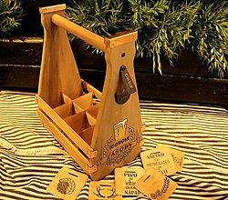 Nábytok - Debnička na pivo - prispôsobim Vám - 11492110_