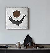 "Obrazy - Obraz ""Ryba a Slnko"" - 11493374_"