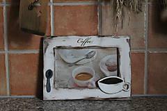 Rámiky - Rámik pre kávopičov - 11491663_