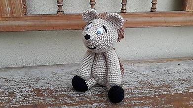 Hračky - ježko - 11494208_