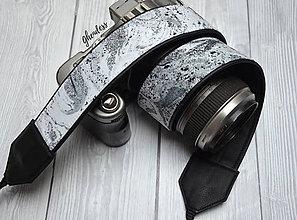 Iné doplnky - Popruh na fotoaparát - Stones - 11497274_