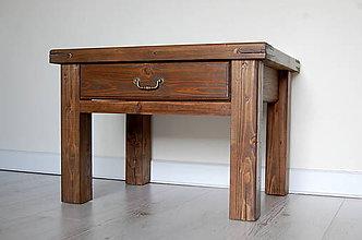 Nábytok - Konferenčný stolík door - 11498445_