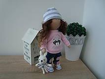 Bábiky - Bábika v rifličkách - 11497081_