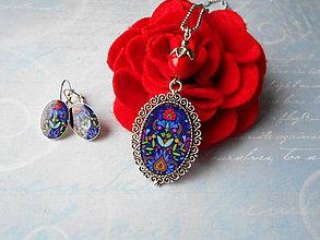 Sady šperkov - Farebný folklór III. - 11497367_