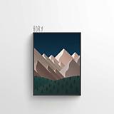 Grafika - Hory - 11495218_