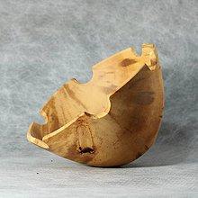 Nádoby - miska z bukového dreva - 11498401_
