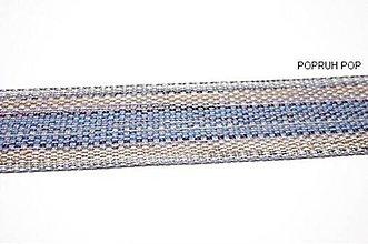 Galantéria - Popruh pevný POP - šírka 6 cm - 11500105_