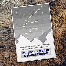 Papiernictvo - Pohľadnica - znamenie Vodnár - 11501004_