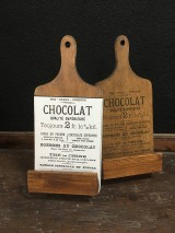 "Stojan na tablet / knihu  "" Chocolat """