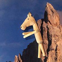 Náhrdelníky - Koník Lipko - 11503554_