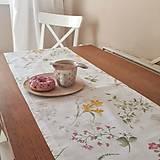 Úžitkový textil - Obrus 140 x 40 cm - 11503262_