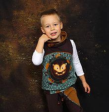 Detské oblečenie - Originálna súprava s ježkom - 11505827_