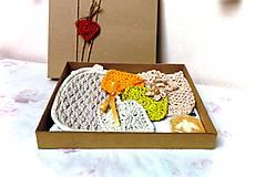 Úžitkový textil - Rodinný darčekový set. - 11508858_