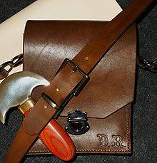 Iné tašky - Kapsa na doklady - 11507657_