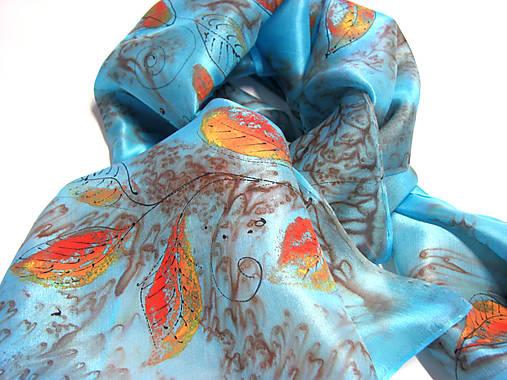 Hodvábny šál