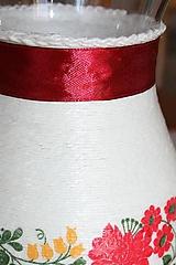Dekorácie - Váza - kvety - 11509740_