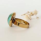 Prstene - zlatý prsteň - 11510511_