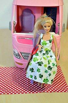 Hračky - šatky pre Barbie - 11511553_